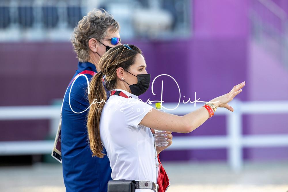 Springsteen Jessica, USA<br /> Olympic Games Tokyo 2021<br /> © Hippo Foto - Dirk Caremans<br /> 03/08/2021