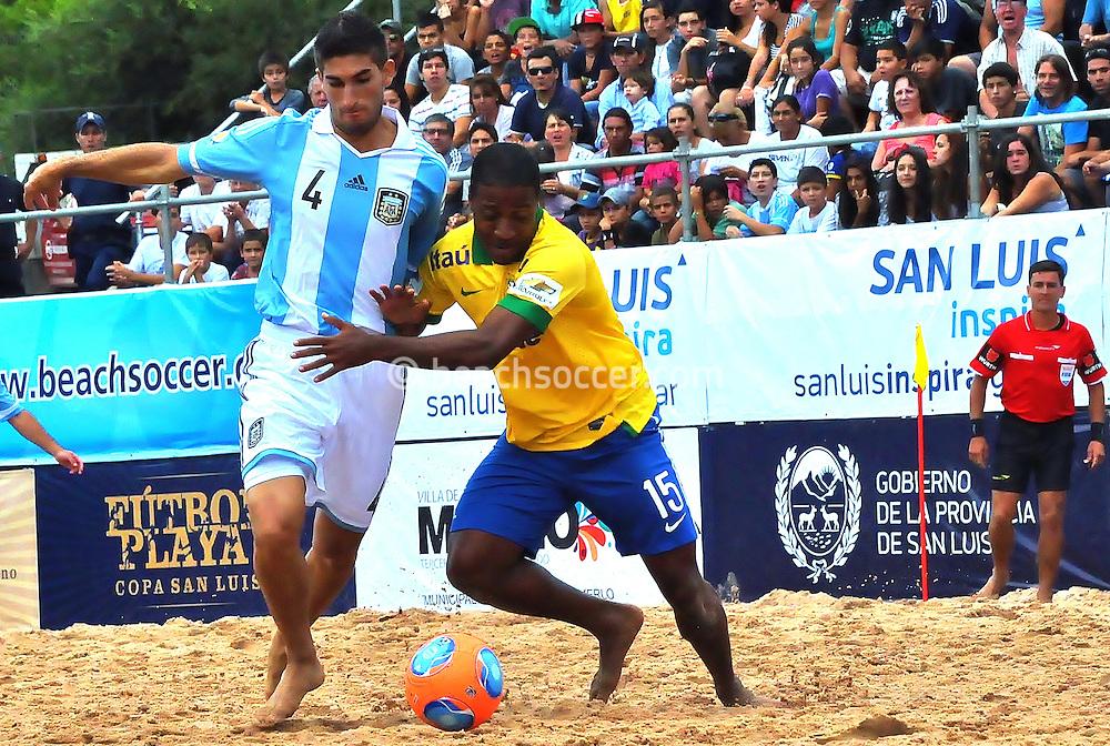 BSWW Tour - Copa San Luis Fútbol Playa 2014<br /> 13th-15th February, 2014<br /> Merlo - San Luis (Argentina)<br /> www.beachsoccer.com