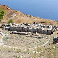 Ancient Thira - Santorini - Greece
