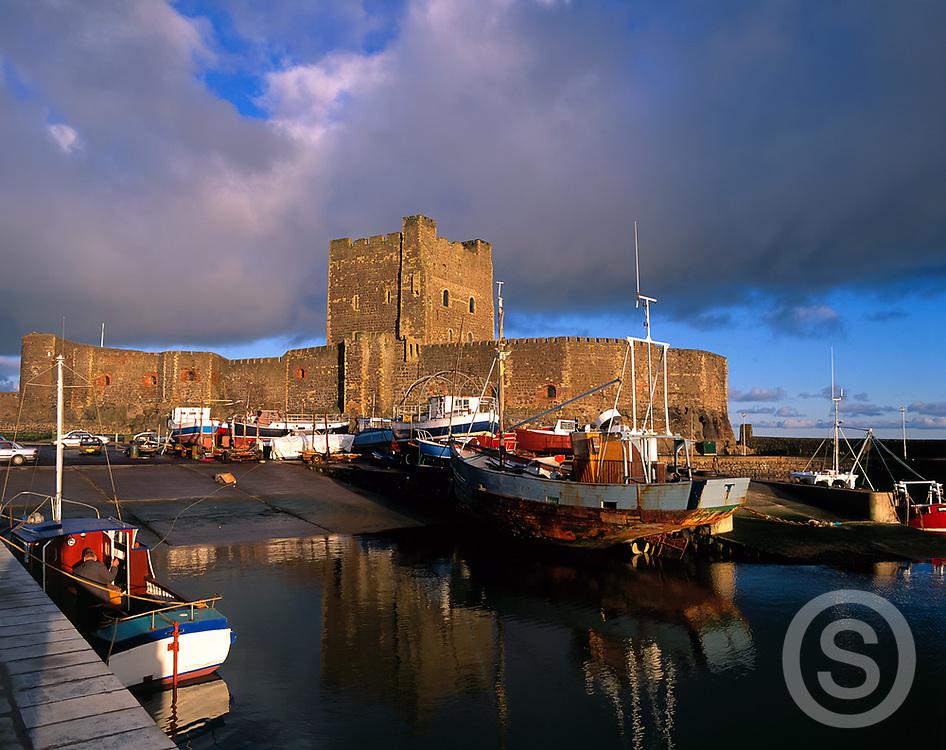 Photographer: Chris Hill, Carrickfergus Castle, County Antrim