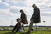 PAUL FIELD; CHARLOTTE FIELD; NESSIE, Heythrop Point to Point, Cocklebarrow, 2 April 2017.