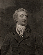 Lord William Cavendish Bentinck (1774-1839) English soldier and statesman. He served in the Peninsular campaign (1808-1814) in the Napoleonic Wars.  Appointed Governor-General of Bengal in 1827 and the first Governor-General of  India in 1833. 'History of the Wars Occasioned by the French Revolution...' by CH Gifford (London, 1817).