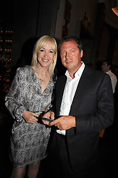 SALLY GREENE and MATTHEW FREUD at the Harper's Bazaar Women of the Year Awards 2008 at The Landau, The Langham Hotel, Portland Place, London on 1st September 2008.<br /> <br /> NON EXCLUSIVE - WORLD RIGHTS