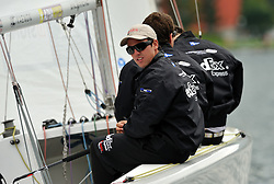 Phil Robertson, Skipper, WAKA Racing Team. Photo:Chris Davies/WMRT