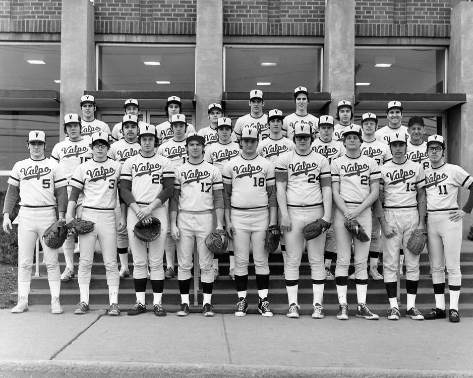 1972 Baseball<br /> Indiana Collegiate Conference<br /> Regular Season Champion