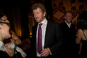 SEBASTIAN FAULKS, The launch of the new James Bond book Devil May Care, by Sebastian Faulks. 27 May at FIFTY, St James. London *** Local Caption *** -DO NOT ARCHIVE-© Copyright Photograph by Dafydd Jones. 248 Clapham Rd. London SW9 0PZ. Tel 0207 820 0771. www.dafjones.com.