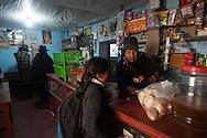 """In the small emporium of Tanta, very isolated """"comunidad Campesina"""" close to Qapac-ñan between the mountains of the department of Lima."""
