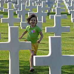 Omaha Beach - American Cemetery