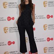 Michelle Keegan attend the Virgin TV BAFTA TV Nominations Press Conference, London, UK - 04 April 2018 at BAFTA, Piccadilly, London, UK.
