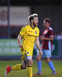Dylan McGlade of Bristol Rovers XI celebrates his goal - Mandatory by-line: Paul Knight/JMP - 18/07/2017 - FOOTBALL - Viridor Stadium - Taunton, England - Taunton Town v Bristol Rovers XI - Pre-season friendly