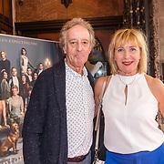 NLD/Amsterdam/20190910 - Nederlandse Premiere Downton Abbey, Inge Ipenburg en Hans van Willigenburg
