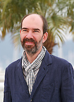 Director Jaime Rosales at the photo call for the film Beautiful Youth (Hermosa Juventud) at the 67th Cannes Film Festival, Monday 19th May 2014, Cannes, France.