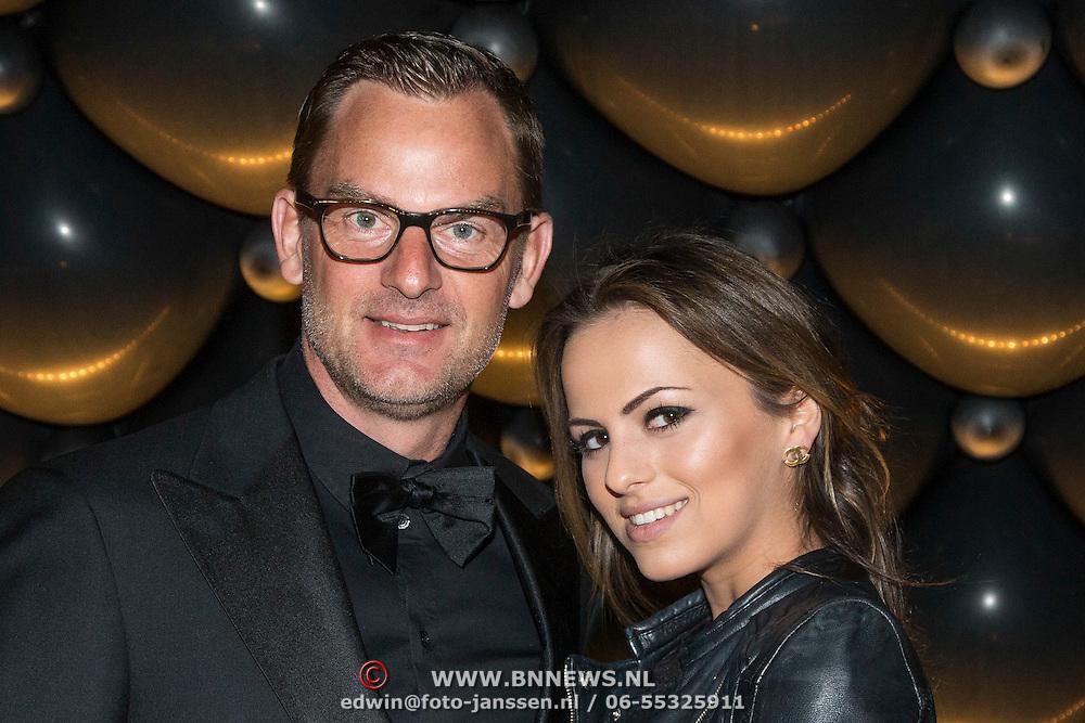 NLD/Amsterdam//20140329 - Emma Fund Raising 2014, Ronald de Boer en dochter