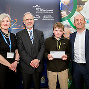 27.04.2016.          <br />  Kalin Foy and Ciara Coyle win SciFest@LIT<br /> Kalin Foy and Ciara Coyle from Colaiste Chiarain Croom to represent Limerick at Ireland's largest science competition.<br /> <br /> Glenstal Abbey School student, Joe Gilbride's project, Pneumatics and Hydraulics. Which has more potential energy, won Physical Sciences Junior First. Joe Gilbride is pictured with George Porter, SciFest and Brian Aherne, Intel<br /> <br /> Of the over 110 projects exhibited at SciFest@LIT 2016, the top prize on the day went to Kalin Foy and Ciara Coyle from Colaiste Chiarain Croom for their project, 'To design and manufacture wireless trailer lights'. The runner-up prize went to a team from John the Baptist Community School, Hospital with their project on 'Educating the Youth of Ireland about Farm Safety'. Picture: Fusionshooters