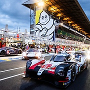 Le Mans 2019 Wednesday