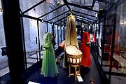 Perspreview 50 jaar Koninklijk Paleis Amsterdam.<br /> <br /> Op de foto:  De koninklijke wieg was een cadeau van de vrouwen en meiden van de stad Amsterdam aan koningin Wilhelmina bij de geboorte van prinses Juliana in 1909