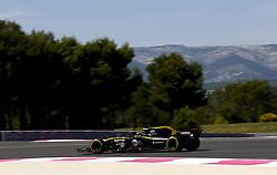 June 22, 2018 - Le Castellet, France - Motorsports: FIA Formula One World Championship 2018, Grand Prix of France, .#27 Nico Hulkenberg (GER, Renault Sport Formula One Team) (Credit Image: © Hoch Zwei via ZUMA Wire)