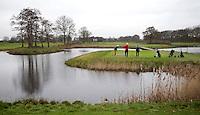 RijSBERGEN - Golfbaan de Turfvaert, tee hole 1. Copyright Koen Suyk