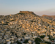 View over the ancient Mardin City.