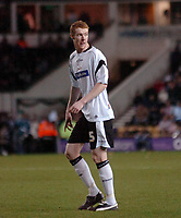 Photo: Kevin Poolman.<br />Derby County v Sheffield Wednesday. Coca Cola Championship. 13/01/2007. Derby new signing Stephen Pearson.