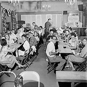 Y-620916-21-02. Oregon Restaurant Association first annual convention, Hotel Gearhart, Surfside Motel. September 16/17/18, 1962