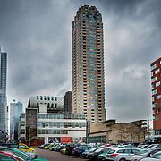 NLD/Rotterdm/20190107 - Hoogbouw in Rotterdam
