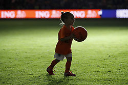 Xess Xava Sneijder during the International friendly match match between The Netherlands and Peru at the Johan Cruijff Arena on September 06, 2018 in Amsterdam, The Netherlands