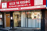 Rescue the Perishing Deliverance Ministries Int'l Inc., 1264 Flatbush Avenue, Brooklyn.