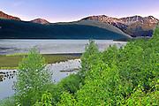 Alaska, Kenai Mountains, Seward Highway