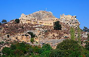 Lycian city of Tlos, Turkey