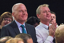 © Licensed to London News Pictures . FILE PICTURE DATED 23/09/2014 of Lord Cashman and his Civil Partner Paul Cottingham at the Labour Party Conference in Manchester . The actor and gay rights campaigner Paul Cottingham has died of cancer . Photo credit : Joel Goodman/LNP