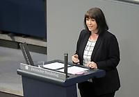 DEU, Deutschland, Germany, Berlin, 28.01.2021: Joana Cotar (AfD) in der Plenarsitzung im Deutschen Bundestag.