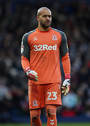Middlesbrough's Darren Randolph