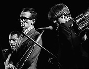 Ian Dury live with  Elvis Costello and Nick Lowe