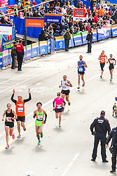 ING New York CIty Marathon: Joan Benoit Samuelson, 56, approaches finish line