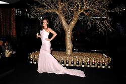 TARA PALMER-TOMPKINSON at the Moet Mirage Evening at Holland Park Opera House, London W8 on 16th September 2007.<br />