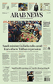September 20, 2021 - ASIA-PACIFIC: Front-page: Today's Newspapers In Asia-Pacific