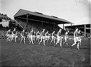 23/09/1956<br /> 09/23/1956<br /> 23 September 1956<br /> All-Ireland Final: Cork v Wexford at Croke Park, Dublin.