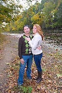 10/14/12 9:31:29 AM - Newtown, PA.. -- Amanda & Elliot October 14, 2012 in Newtown, Pennsylvania. -- (Photo by William Thomas Cain/Cain Images)