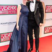 NLD/Amsterdam/20161111 - Oremière film De Zevende Hemel, Jan Kooijman en Noortje Herlaar