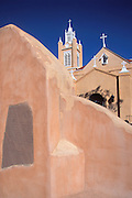 San Felipe de Neri Church, Old Town Albuquerque, New Mexico