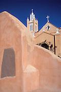 San Felipe de Neri Church, Old Town Albuquerque, New Mexico
