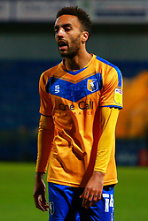 James Perch of Mansfield Town - Mandatory by-line: Ryan Crockett/JMP - 20/11/2020 - FOOTBALL - One Call Stadium - Mansfield, England - Mansfield Town v Colchester United - Sky Bet League Two