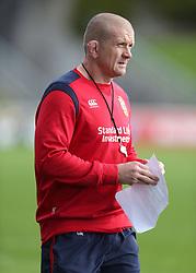 British & Irish Lions coach Graham Rowntree during the training session at the QBE Stadium, Auckland.