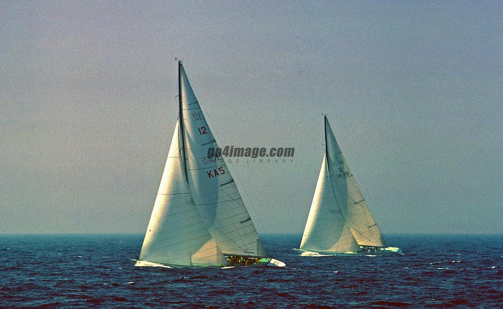 America's Cup 1977 Newport RI