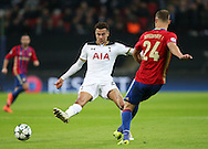 Tottenham's Dele Alli in action during the Champions League group match at Wembley Stadium, London. Picture date December 7th, 2016 Pic David Klein/Sportimage