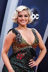 52nd Annual Country Music Association Awards hosted by Carrie Underwood and Brad Paisley and held at the Bridgestone Arena on November 14, 2018, in Nashville, TN. © Curtis Hilbun / AFF-USA.com. 14 Nov 2018 Pictured: Bebe Rexha. Photo credit: Curtis Hilbun / AFF-USA.com / MEGA TheMegaAgency.com +1 888 505 6342