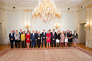 Willem-Alexander and Queen Maxima received Friday morning, October 2, the Dutch members of the E