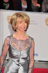 © licensed to London News Pictures. London, UK  22/05/11 Helen Worth  attends the BAFTA Television Awards at The Grosvenor Hotel in London . Please see special instructions for usage rates. Photo credit should read AlanRoxborough/LNP