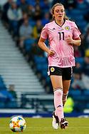 Scotlands Lisa EVANS (Arsenal WFC (ENG)) during the International Friendly match between Scotland Women and Jamaica Women at Hampden Park, Glasgow, United Kingdom on 28 May 2019.